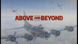 Above and Beyond - The Escape of Jewish-American B-17 Pilots in WWII